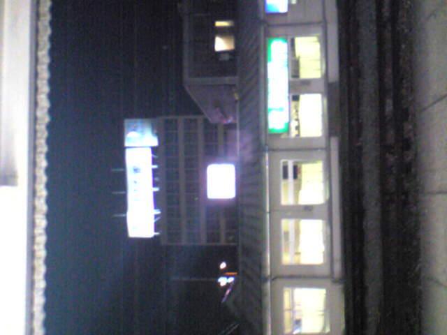 三島駅ホーム